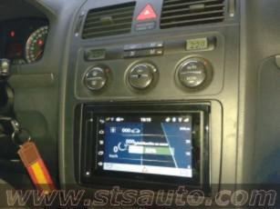 vw touran parrot smart pantalla gps iphone bluetooth internet sts auto. Black Bedroom Furniture Sets. Home Design Ideas